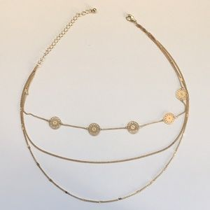 UO | Layered necklace NWOT